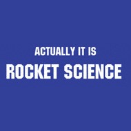 Rocket Science Tee